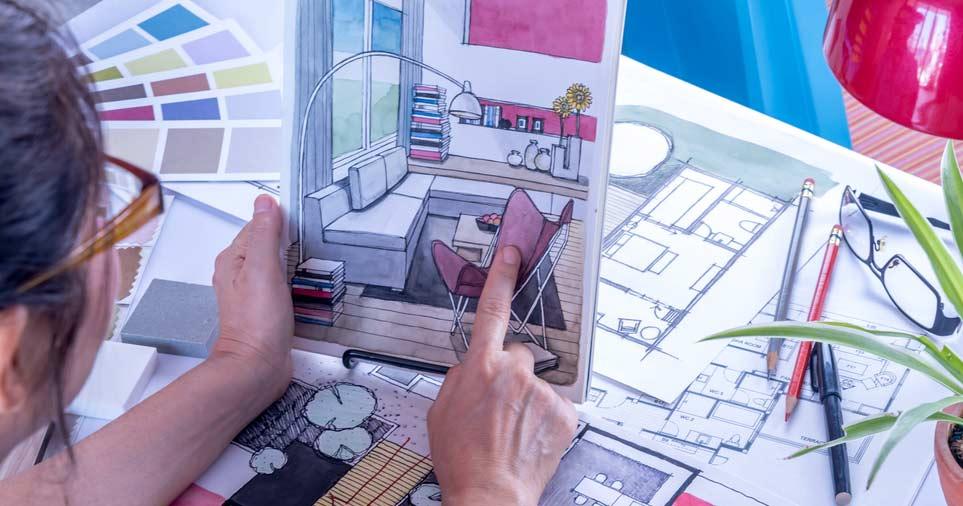 Você sabe como surgiu o design de interiores?