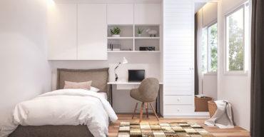 decoração para ambientes pequenos