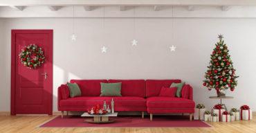 como decorar a casa para o fim de ano