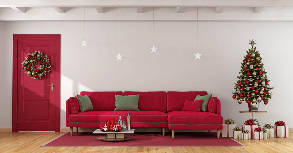 Como decorar a casa para o fim de ano: móveis planejados são uma ótima escolha!