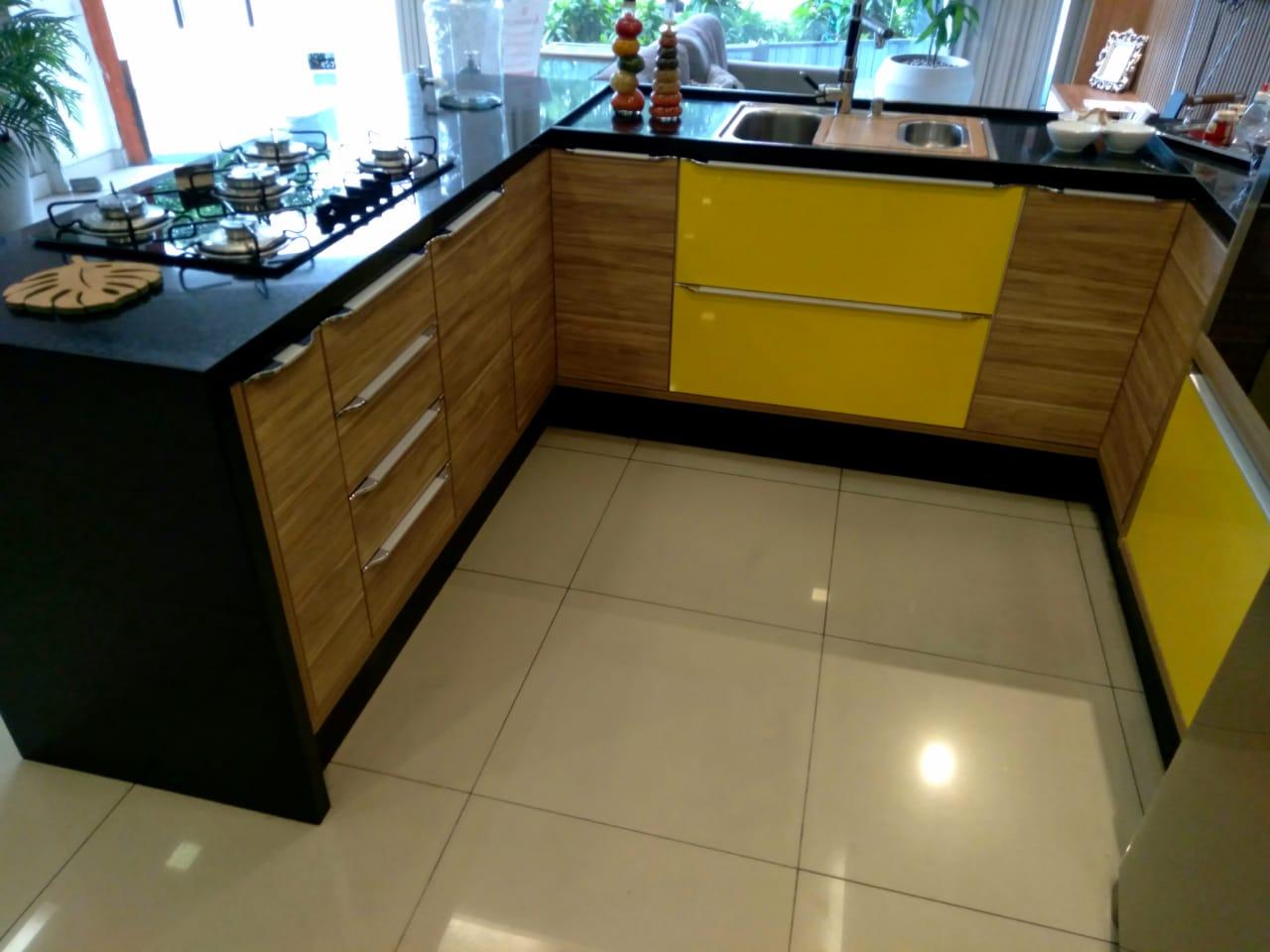 Cozinha Sem Pedra Sem Cooktop Sem Bica